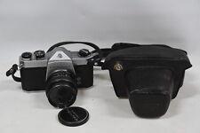 Asahi Pentax SP 1000 35mm Film Camera with 55mm f2 Takumar Lens and Case