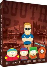 South Park - The Complete Nineteenth 19th Season (Dvd) New w/ Slipcover Free Sh*