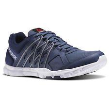 Reebok Men Training Yourflex Train 8.0 LMT Memorytech Sneaker Running Shoes Sz 8
