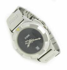 STORM Robot Damen Armband Uhr Edelstahl Breakdance Datum Batterie neu black s110