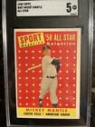 Hottest Mickey Mantle Cards on eBay 70