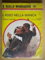 L'asso nella manicaLockridge RichardMondadori1973il giallo1285Simmons 223