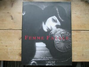 FEMME FATALE BY SERGE NORMANT LARGE USED HARDCOVER BOOK