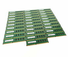 LOT OF 31 SAMSUNG 4GB 2Rx8 PC3 10600U M378B5273CH0-CH9 MEMORY DDR3 RAM CHIPS