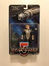 Babylon 5 - Ambassador G'Kar Variant - Action Figure w/Narn Fighter