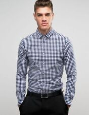 Tall Slim Fit Shirt - Veritable Men's Button Down Slim Fit Shirt For Tall Men