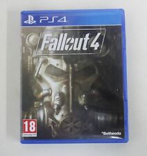 FALLOUT 4 PlayStation 4 PS4 Bethesda Blu-Ray Single Player Console Game Region 2