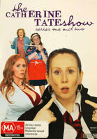 THE CATHERINE TATE SHOW Series One & Two 2 Disc DVD