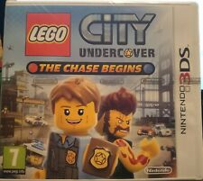 LEGO City Undercover: The Chase Begins (Nintendo 3DS) 2013 NEW SEALED
