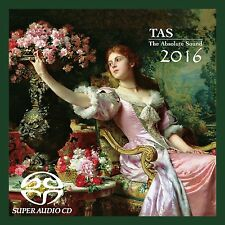 """TAS """"The Absolute Sound 2016"""" Stockfisch Hybrid SACD Made in Germany CD New"""
