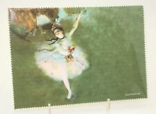 Glasses Cleaning Cloth / Micro Fiber / Edgar Degas The Star Ballet