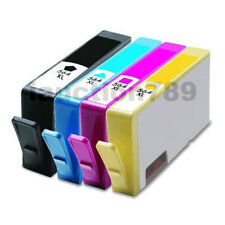 4 x Ink Cartridges for HP 564XL Hp Photosmart 5510 5520 B109a B110a Deskjet 3520