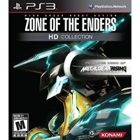 Zone of the Enders: HD Collection [PlayStation 3 PS3, Action, 2 Games Included]