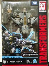 Transformers Studio Series Voyager Class Movie 1 Starscream SS-06