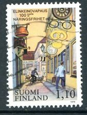 Finland Stamp Scott #623 Business and Industry Regulation 1979