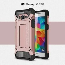 Rugged Armor PC + TPU Heavy Duty Hybrid Shockproof Cover Case For Samsung Galaxy