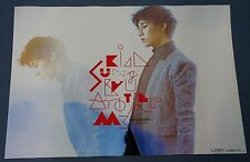 INFINITE(Kim Sung Kyu) - Another Me (Mini Album) OFFICIAL POSTER HARD TUBE CASE