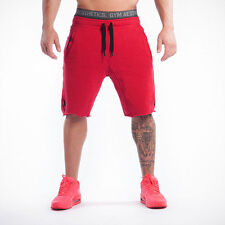 Men Shorts Bodybuilding Gym Traning Fitness Gasp Running Workout Mens Quality