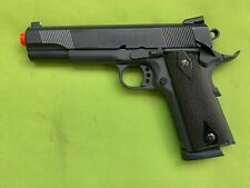 SW Model 1911 Heavy Weight spring piston airsoft pistol made in Taiwan
