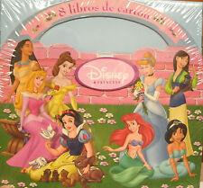 Disney Princesa (Contains 8 Board Books) Princess in Spanish en Espanol