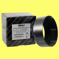 Genuine Nikon HN-31 Screw-In Metal Lens Hood AF 85mm f/1.4D IF