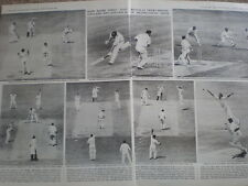 Photo article Cricket England Australia draw Trent Bridge 1964