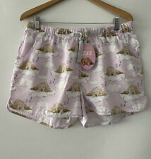Peter Alexander Women's Mid Shorts Size Large RRP$59.95