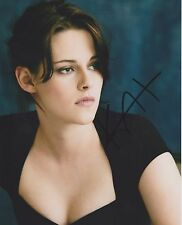 Kristen Stewart authentic signed autographed 8x10 photograph holo COA