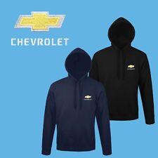 Chevrolet Hoodie EMBROIDERED Auto Car Logo Sweatshirt Womens Mens Clothing Gift