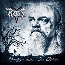 Root - Kargeras-Return From Oblivion CD 2016 digi black metal Agonia Records