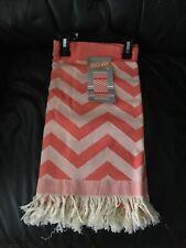 Absorbent Lightweight Beach wrap & Travel Towel - Egyptian cotton - new