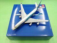 Herpa / Hogan Wings 1:500 No. 8416 BOEING Aircraft Company B747-400 - MODEL