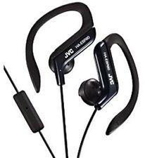 "JVC Ha-Ebr80-B Black ""Sport Clip""Headphones W/Mic - Electronics"