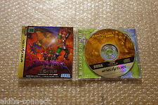 "Shining Force III Scenario 1 ""Very Good Condition"" Sega Saturn Japan"