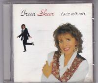 IREEN SHEER-TANZ MIT MIR-CD ALBUM 1995 CD NEUWERTIG!