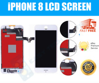 For iPhone 8 Assembly Genuine OEM LCD Digitizer Screen Replacement White 4.7