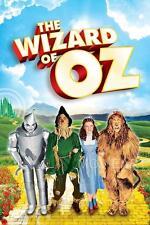 THE WIZARD OF OZ MOVIE POSTER FILM A4 A3 ART PRINT CINEMA 2