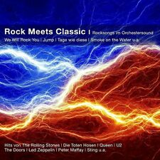 Rock meets Classics (Classical choice) CD NUOVO THE DOORS/i morti Pantaloni/+