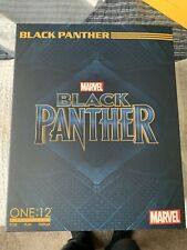 mezco one 12 Black Panther Figure Brand New