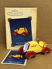 2004 Hallmark Kiddie Car Classics - 1935 Timmy Racer - 11th in the Series