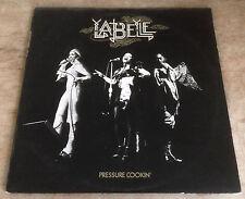 LABELLE pressure cookin' 1973 UK RCA VICTOR STEREO VINYL LP