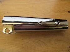 97-4481 TRIUMPH T140 Main Droite Chrome Fork Leg projecteur Carénage Support ***