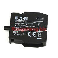 20PC NEW EATON MOELLER A22-EK01