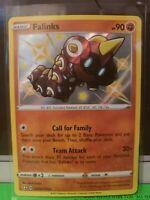 Pokemon - Shining Fates - Falinks - SV074/SV122 - Shiny Holo Rare  - Pack Fresh