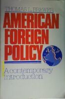 American Foreign Policy: A Contemporary Introduction, Brewer, Thomas L., Used; G