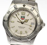 TAG HEUER 2000 series Professional WK1112 Quartz Men's diver's watch_422416