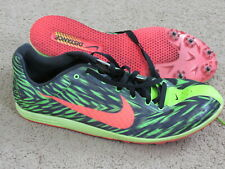 Great Nike Racing Rival D Distance lightweight Xc spikes mens 10.5 (9.5,10?)