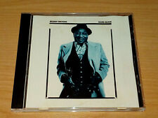 MUDDY WATERS HARD AGAIN CD 1977.