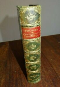 1888 THE HOME OF A NATURALIST by EDMONDSTON & SAXBY 5 PLATES SHETLAND UNST   ^