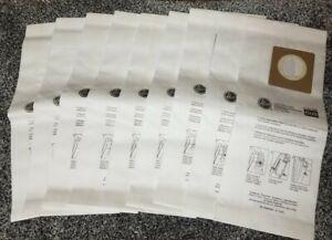 Hoover CU2 Vacuum Cleaner Bags - AH10143 - 9 Pack